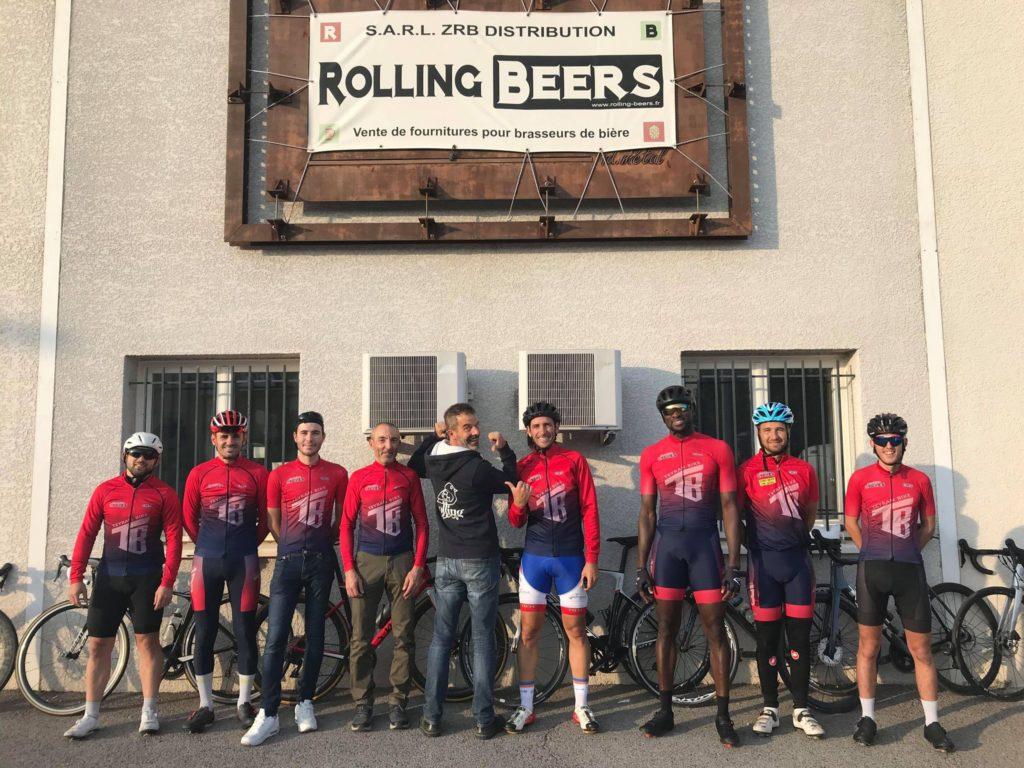 Rolling Beer