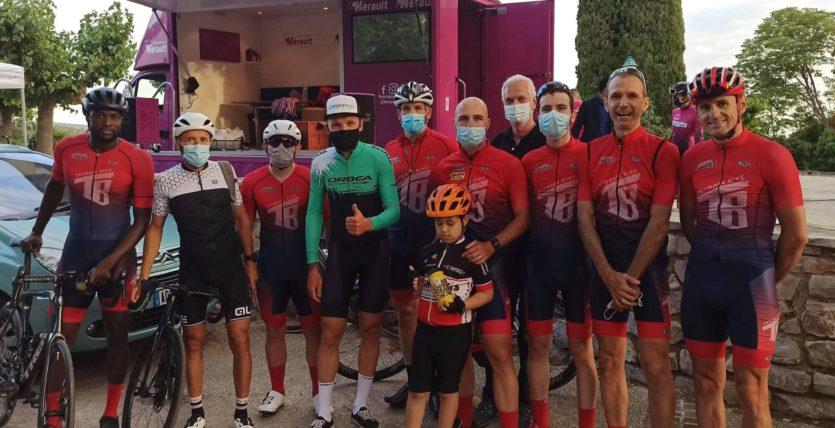 Le club Teyran bike